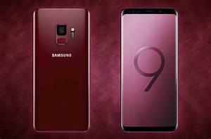 Samsung Galaxy S9 : samsung galaxy s9 sunrise gold and burgundy red editions ~ Jslefanu.com Haus und Dekorationen