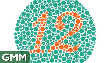 test to see if you re color blind are you color blind test