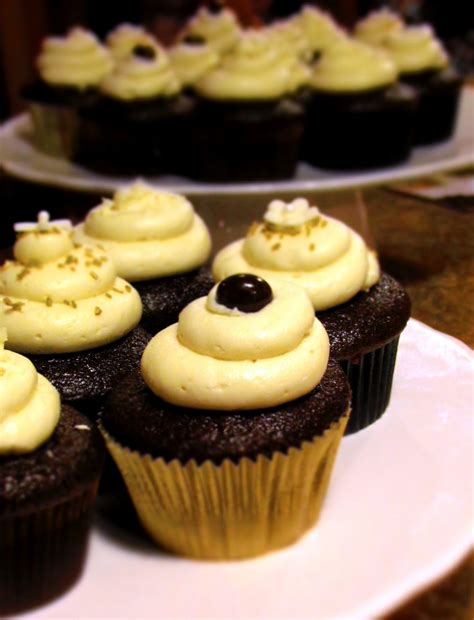 Chocolate cupcakes with a hint of coffee and creamy coffee frosting. Libby's Cupcakes Etc: New Recipe! Chocolate Coffee Cupcake