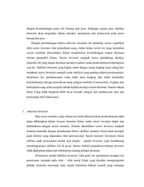 124712937 makalah-sistem-perekonomian-islam