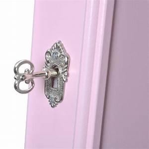 Armoire à Bijoux Miroir : la boutique en ligne armoire bijoux rangement miroir meuble chambre rose ~ Teatrodelosmanantiales.com Idées de Décoration