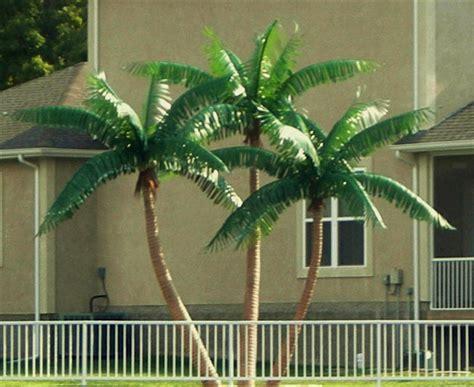 custom made palm trees putdoor palms
