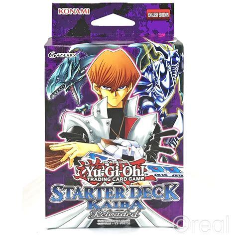 New Yugioh! Kaiba Or Yugi Starter Deck Reloaded 50 Cards