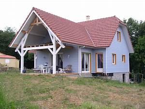 maison ossature bois hors deau hors dair lsmydesigncom With prix maison 100m2 hors d eau hors d air