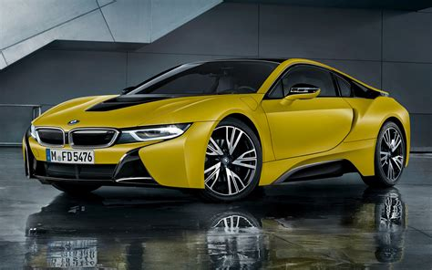 bmw  protonic frozen yellow edition wallpapers