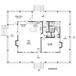 1 Bedroom House Floor Plans 1 Bedroom House Plans Page 9