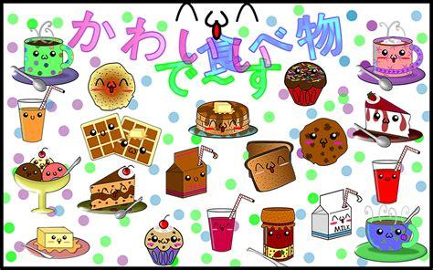 cuisine kawaii pin kawaii food wallpaper image search results on