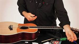 How To Restring An Acoustic Guitar    Guide