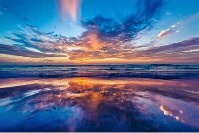 Sky Background Reflection Wallpapers Desktop Graphic Vector
