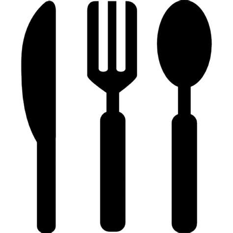 Gabel Messer Löffel Anordnung by Icon Essen Vektoren Fotos Und Psd Dateien Kostenloser