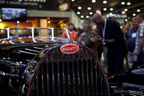 Not A Veyron, Waking Up In A 1939 Bugatti At Sema 2013