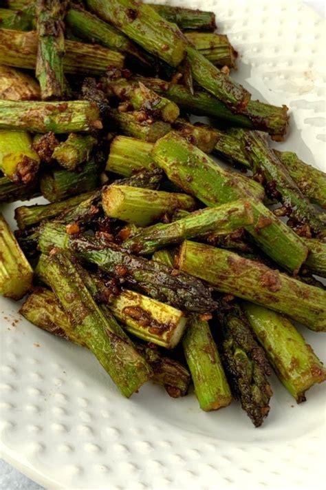 asparagus air fryer asian frozen making