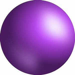 Clipart - 3D Sphere in variable colors
