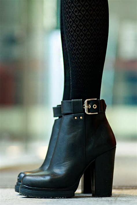 quelles sont les tendances chez les bottes noires