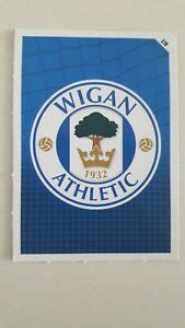 Wigan Athletic Club Crest Match Attax 2011/12 Card | eBay
