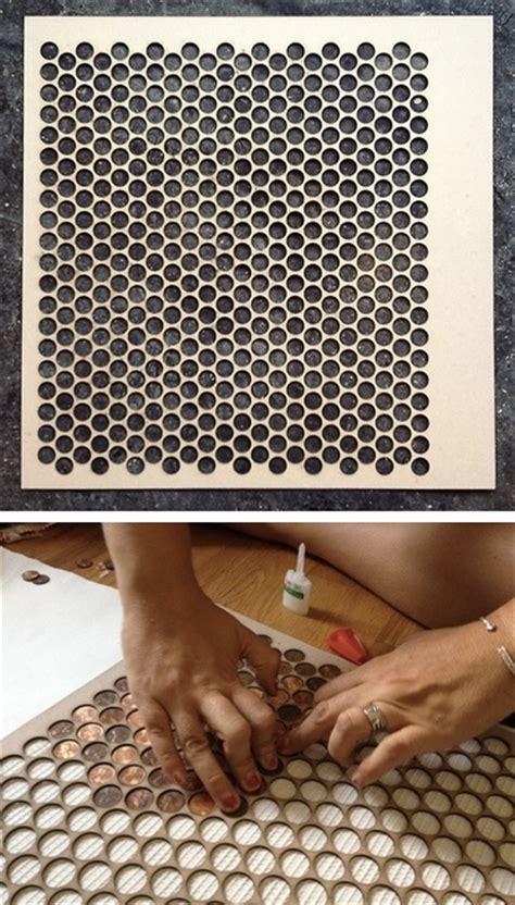 copper floor penny tile jig via ymfy httpthemadeshop