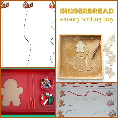 ultimate gingerbread theme  preschool