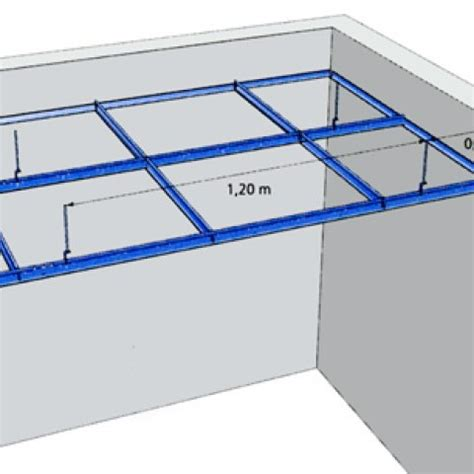monter un plafond en plaque de pl 226 tre sur ossature m 233 tallique