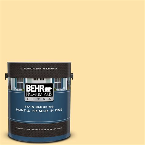 behr premium plus ultra 1 gal p270 3 sunflower seed