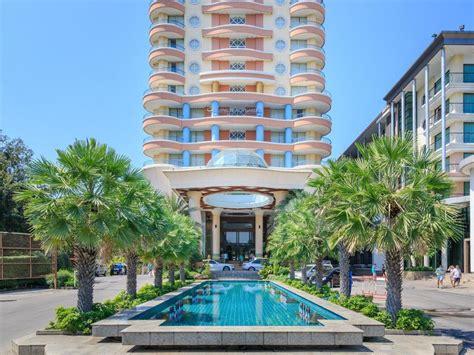 garden hotel spa garden hotel pattaya thailand booking