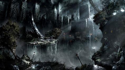 dark scenery backgrounds combination fresh