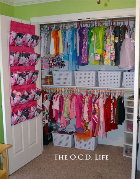 The Ocd Life July Challenge Closets! (week 3
