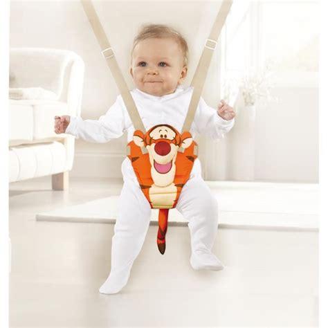 siège sauteur bébé sauteur pour bébé tigrou apprentissage orange achat