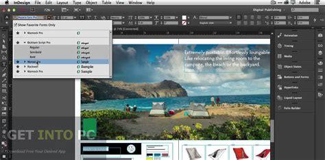 adobe in design adobe indesign cc 2014 free