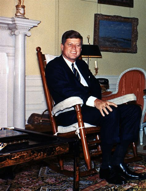 Jfk Rocking Chair History by Large Supply Of Official Commemorative Jfk White House