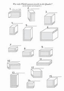Quader Oberfläche Berechnen : 4teachers lehrproben unterrichtsentw rfe und unterrichtsmaterial f r lehrer und referendare ~ Themetempest.com Abrechnung