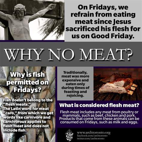 lent  meat  fridays st joan  arc catholic church