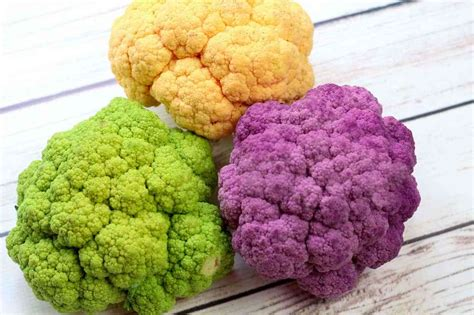 colored cauliflower sweet and spicy tri colored cauliflower hungry by nature