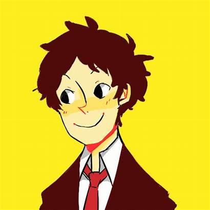 Adachi Tohru Cut Persona Animation