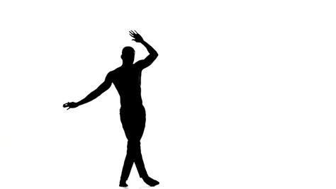 Animated Pictogram Man Happy Dancing Rejoicing