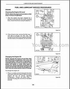 New Holland Tc35d Tc40d Tc45d Operators Manual  Tractor
