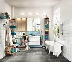 Freistehende Badewanne An Der Wand : 10 wohntipps f r das badezimmer planungswelten ~ Bigdaddyawards.com Haus und Dekorationen