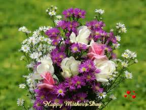 Beautiful Happy Mother's Day Flower