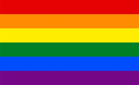 lgbt flag colors buy lgbt pride rainbow flag printed sewn