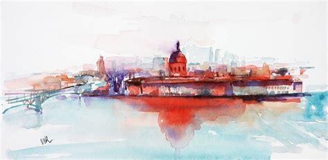 peintures artistiques de toulouse et du canal du midi