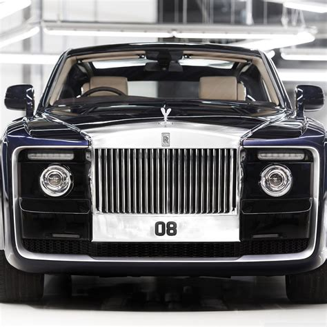 Rolls Royce Sweptail 4k 4k Hd Desktop Wallpaper For 4k