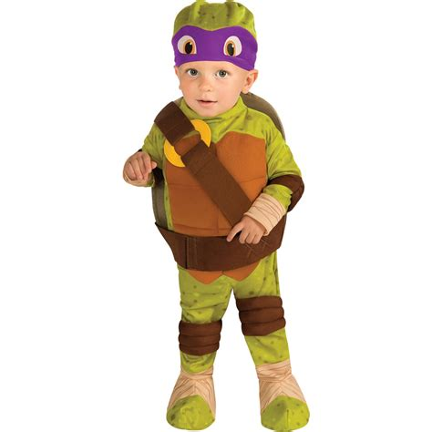 buy teenage mutant ninja turtle donatello toddler costume