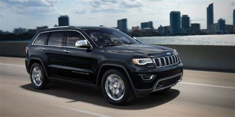 2020 Jeep Grand Cherokee Usa Release Date, Spy Photos