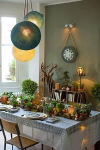 Decorations De Noel 2017 : d co de table de no l 8 id es canon noel and easter ~ Melissatoandfro.com Idées de Décoration