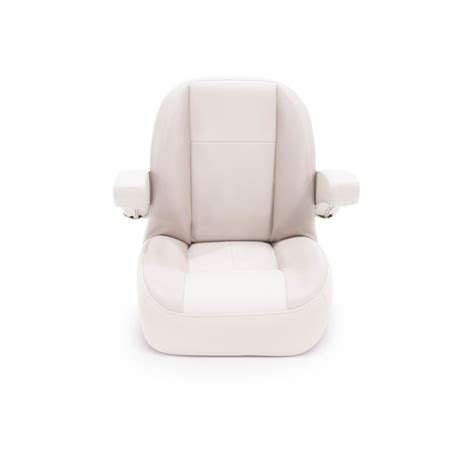Non Reclining Seat by Made Low Back Non Recline Seat With Arm West Marine