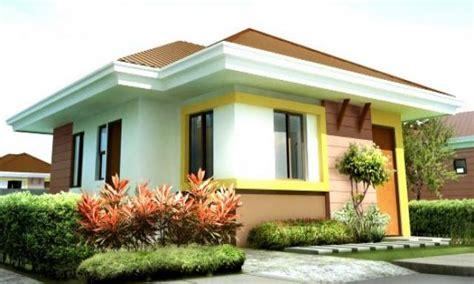 Simple Bungalow House Design Philippines Simple Bungalow
