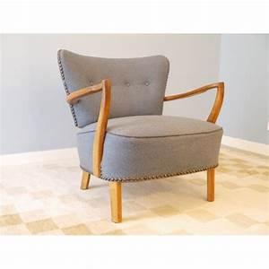 Fauteuil Vintage Scandinave : fauteuil scandinave vintage danois la maison retro ~ Dode.kayakingforconservation.com Idées de Décoration