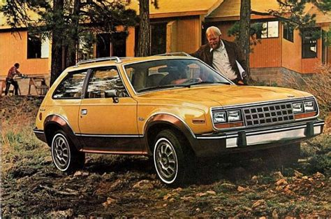 1981-1982 Amc Eagle Series
