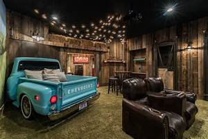 The Man Cave Ideas You Were Looking for All in One Place
