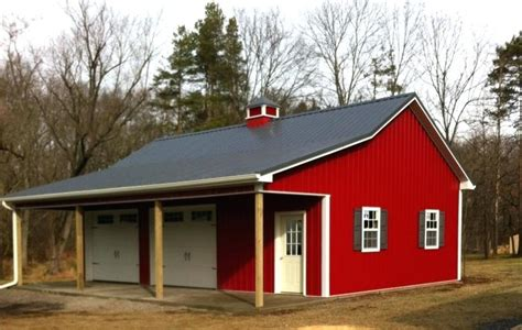 Pole Barms Pole Barns With Living Quarters Pictures