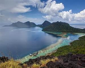 Port, Bohey, Dulang, Island, Semporna, Borneo, Malaysia